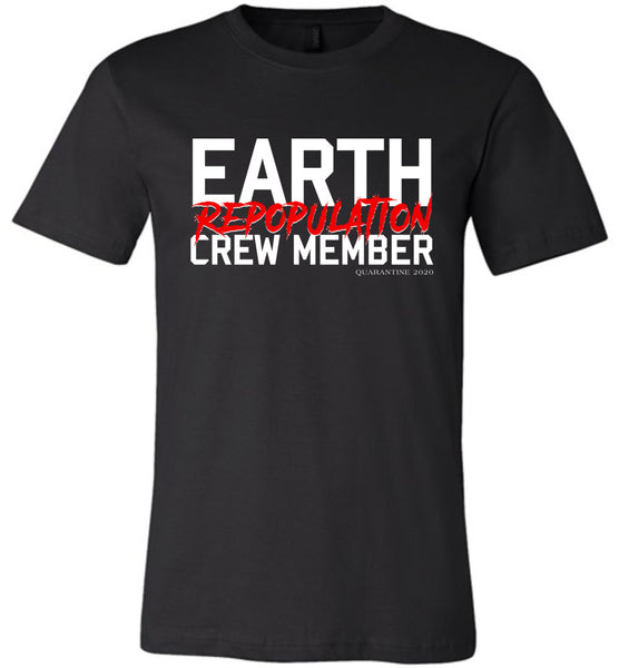 Earth Repopulation Crew Member