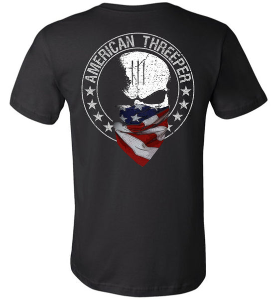 American Threeper T-Shirt