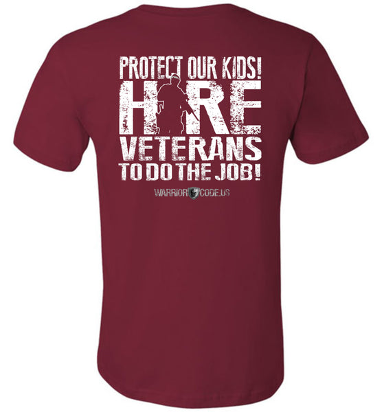 Protect Our Kids - Warrior Code