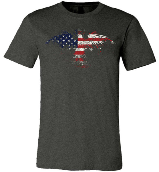 American Eagle Shirt - Warrior Code