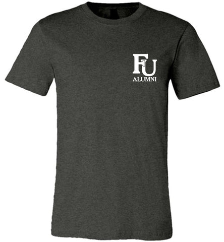 FU Alumni Shirt - Warrior Code
