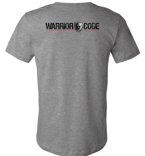 Give Peace A Chance - Warrior Code