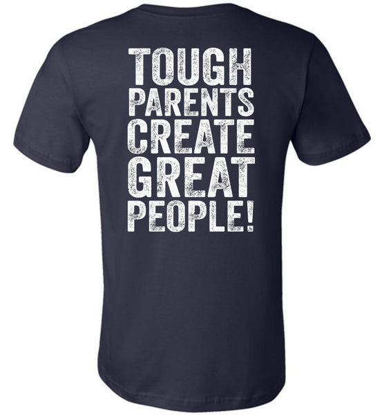 Tough Parents - Warrior Code