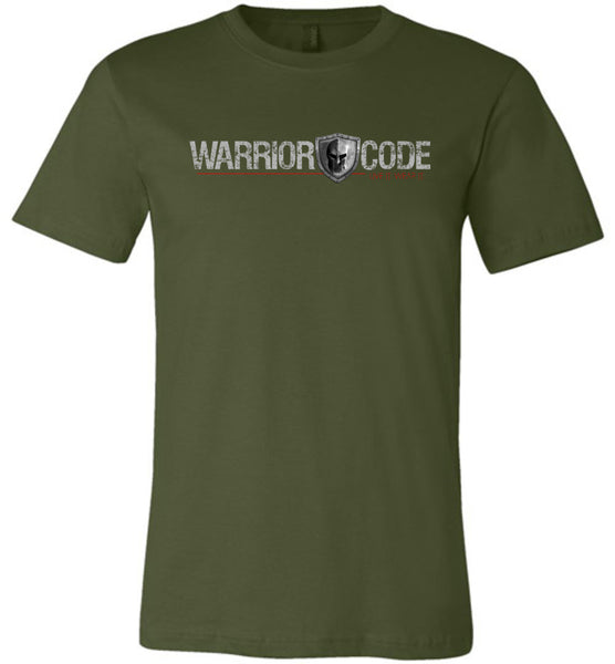 Veteran Shirt Warrior Code - Warrior Code