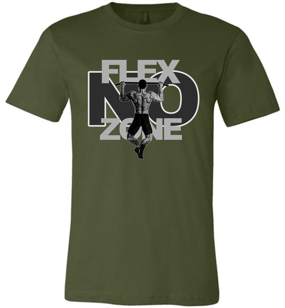 No Flex Zone Shirts - Warrior Code