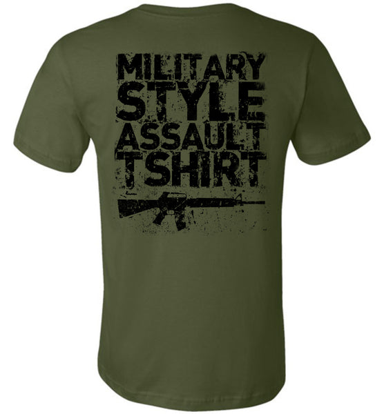 Assault Tshirt