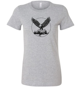 Never Forget Women's T-Shirt - Warrior Code