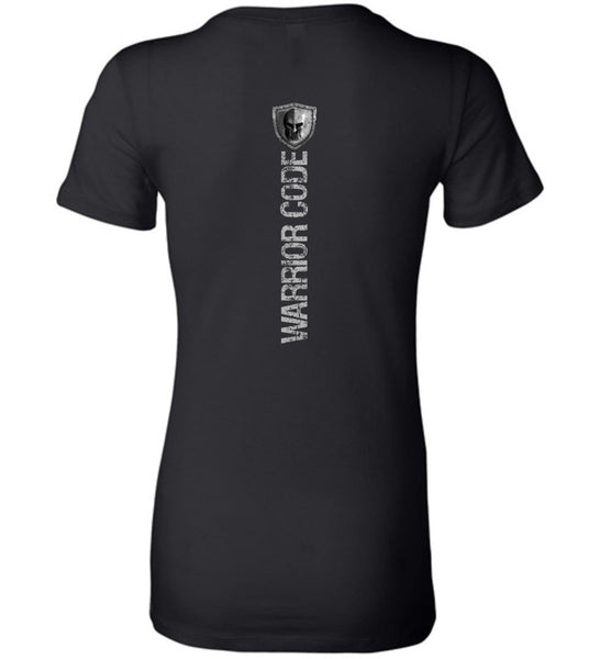 Pray Work Women's - Warrior Code