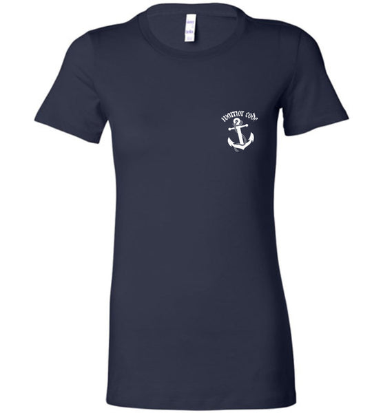 Navy Veteran Warrior Ladies - Warrior Code