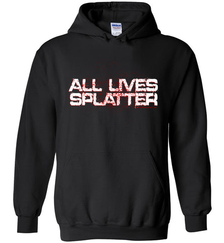 All Lives Splatter Hoodie