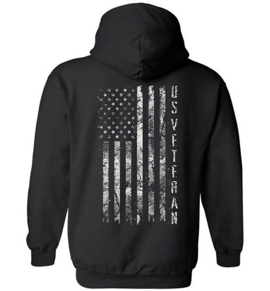 Veteran Hoodie by Warrior Code - Warrior Code