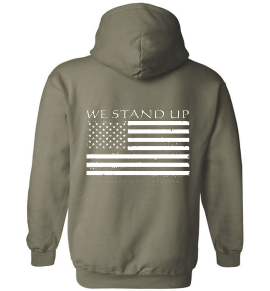 We Stand Up Hoodie