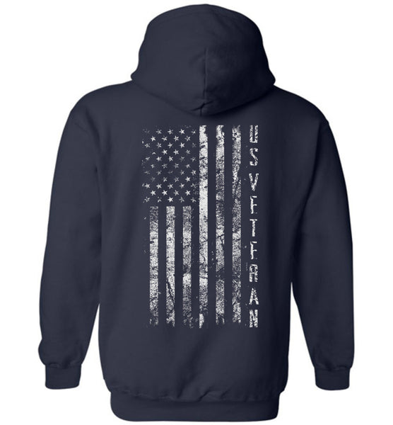 Veteran Hoodie by Warrior Code