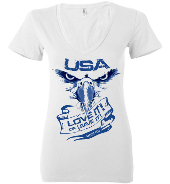 USA Love it or Leave it Women's