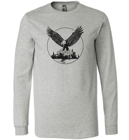 Never Forget Long Sleeve - Warrior Code