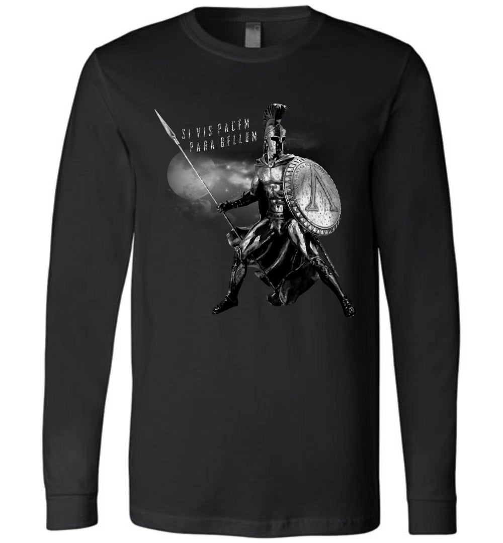 Si Vis Pacem Long Sleeve - Warrior Code