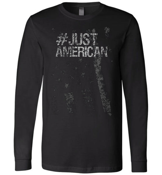 #JustAmerican Women's Shirt - Warrior Code