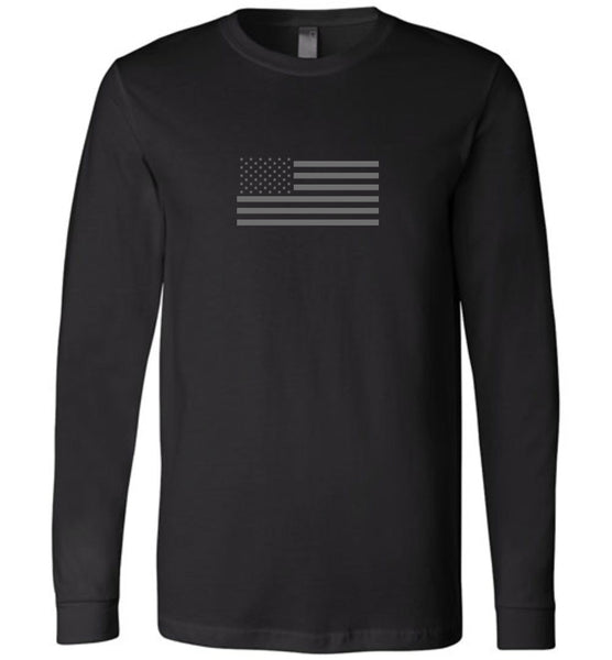 American Flag Long Sleeve