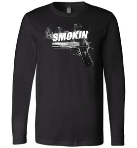 Smokin Long Sleeve - Warrior Code