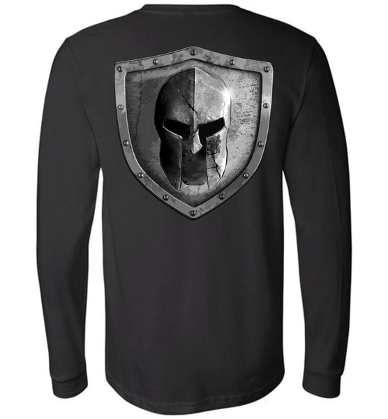 Purge Long Sleeve - Warrior Code