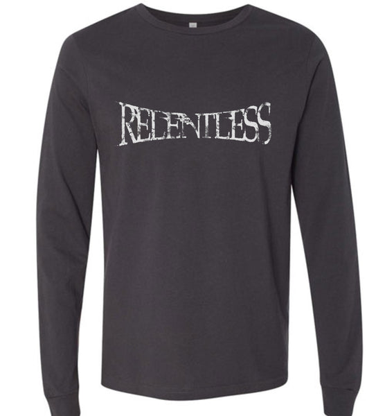 Relentless Long Sleeve - Warrior Code