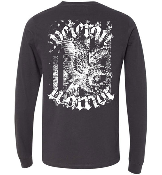 Navy Veteran Warrior Long Sleeve