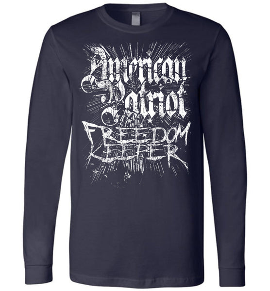 Freedom Keeper Ladies - Warrior Code