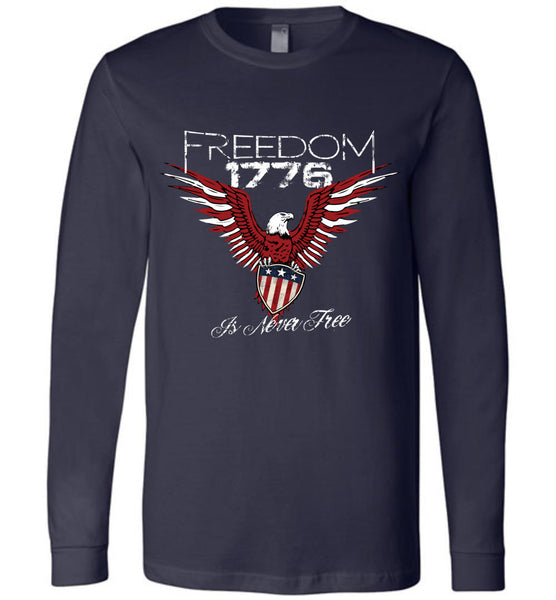 Freedom Is Never Free Ladies