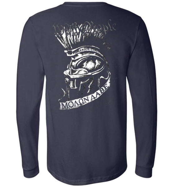2nd Amendment Long Sleeve - Warrior Code