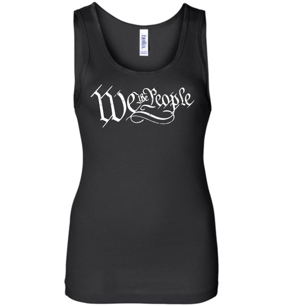 We The People Ladies Tank Top