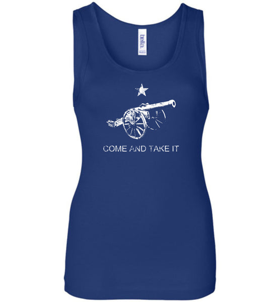 Come and Take It Tank Top - Warrior Code