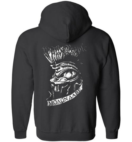 2nd Amendment Zip Hoodie - Warrior Code
