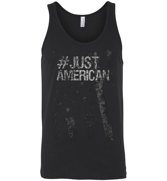 #JustAmerican Shirts - Warrior Code