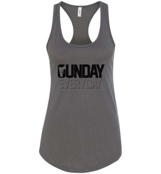 Gunday Everyday Racerback Tank