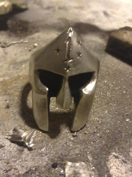 Spartan Ring (Custom Made)