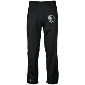 Skull & Gun Embroidered Holloway Colorblock Warm-Up Pant - Warrior Code