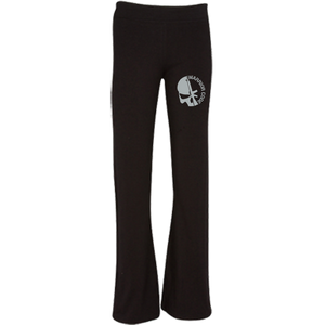 Skull & Gun Soffe® Junior Fit Customized Yoga Pant - Warrior Code