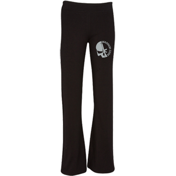 Skull & Gun Soffe® Junior Fit Customized Yoga Pant
