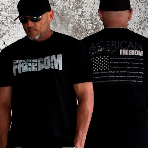 American Freedom - Warrior Code