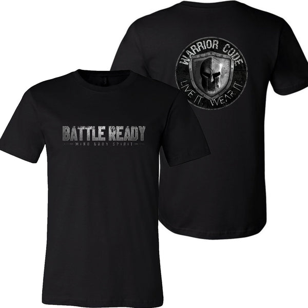Battle Ready - Warrior Code