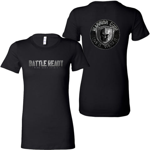 Battle Ready Women - Warrior Code