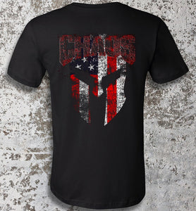 Chaos T-Shirt - Warrior Code