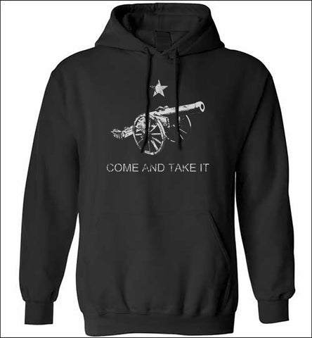 Come and Take It Hoodie - Warrior Code