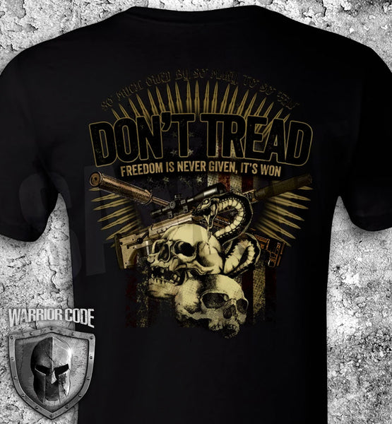 Don't Tread (Freedom)