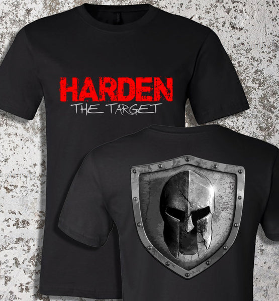 Harden the Target - Warrior Code