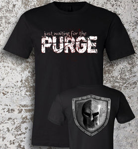 Purge T-shirt - Warrior Code
