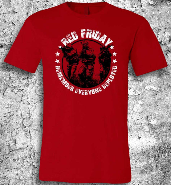 RED Friday Tee Shirt