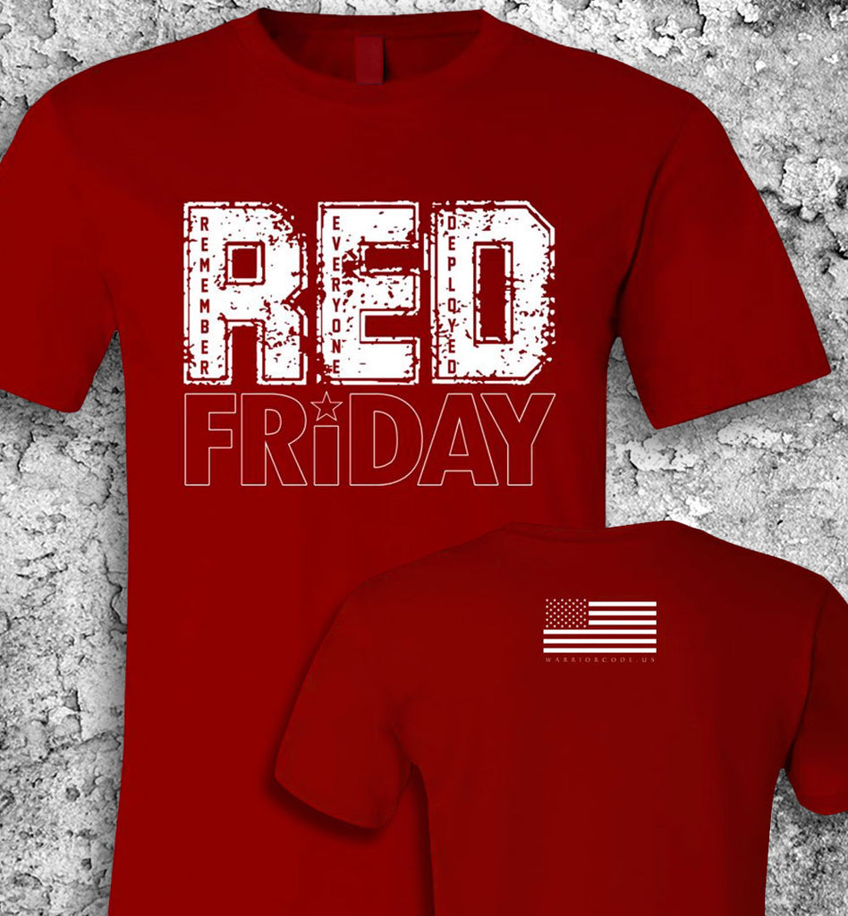 Red Friday T-Shirts