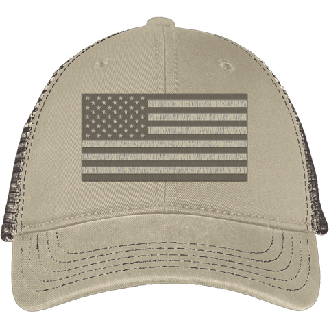 Sandbox American Flag Cap - Warrior Code