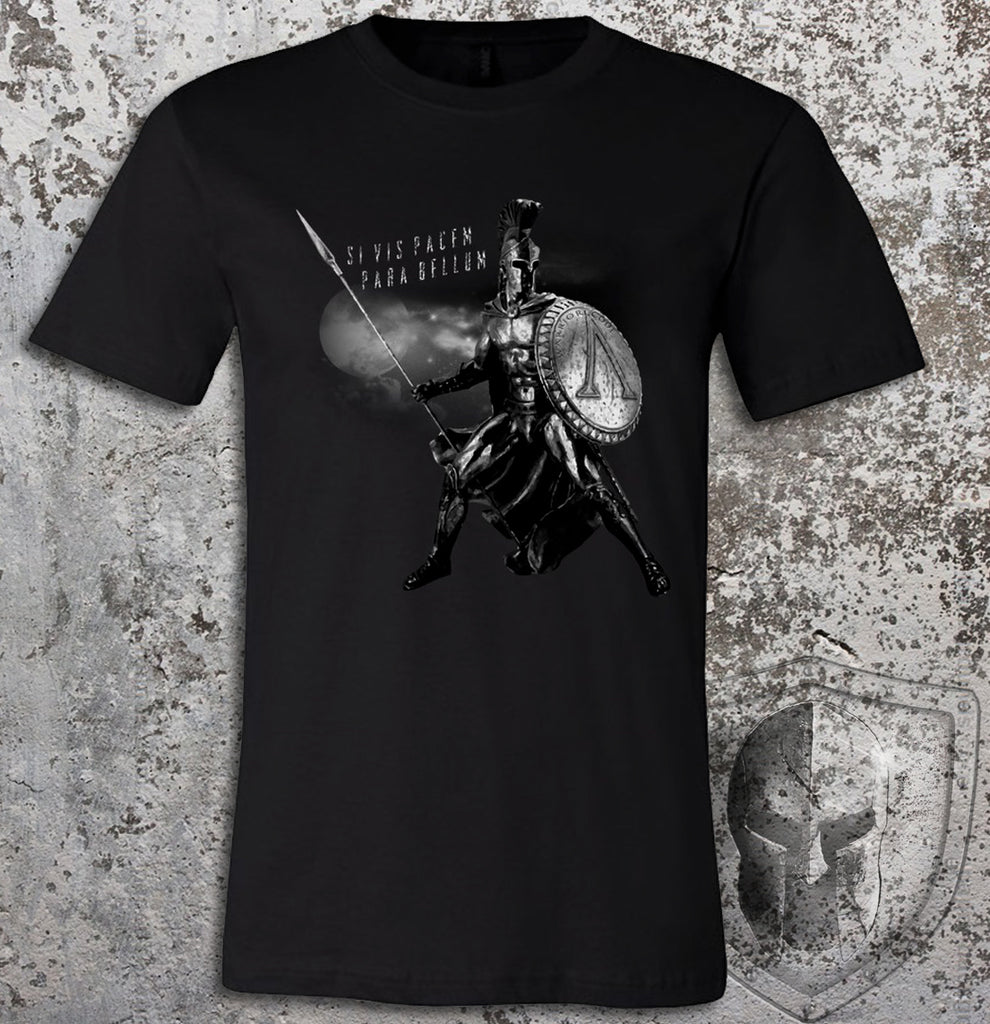 Image result for si vis pacem para bellum shirt